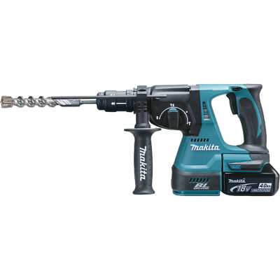 Perceuse à percussion à accus - MAKITA SDS-PLUS 18 Volt